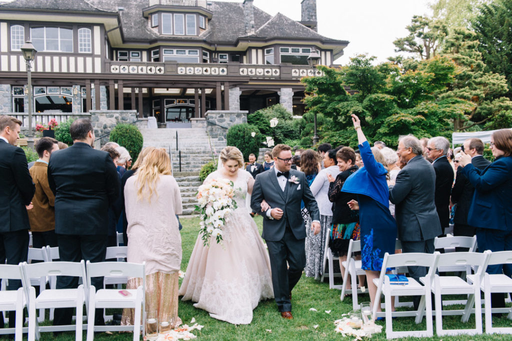 Vancouver Wedding   Cecil Green Park House